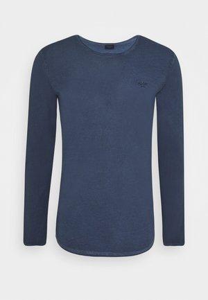 CARLOS - Maglietta a manica lunga - dark blue