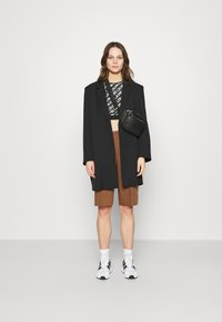Calvin Klein Jeans - MILANO LOGO - Top - black - 1