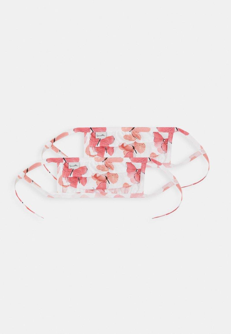 Sanetta - FACEMASK 2 PACK - Community mask - white