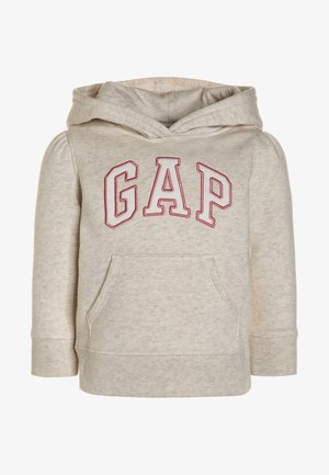 TODDLER GIRL ARCH POP  - Jersey con capucha - heather grey