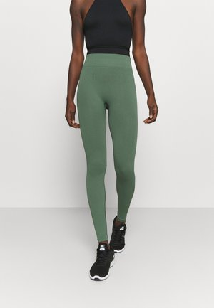LEGGING - Leggings - khaki