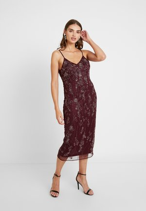 SANDRA - Cocktail dress / Party dress - wine