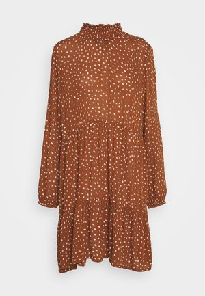 KABILLIE AMBER - Day dress - sierra/chalk
