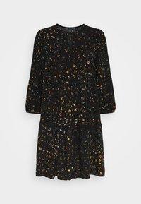 GAP - MINI TRAPEZE - Denní šaty - black - 4
