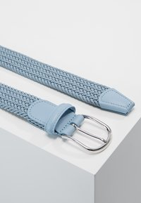 Anderson's - BELT - Braided belt - blue/grey - 2