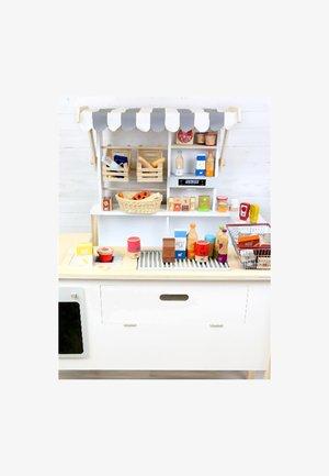Play kitchen - bunt holz