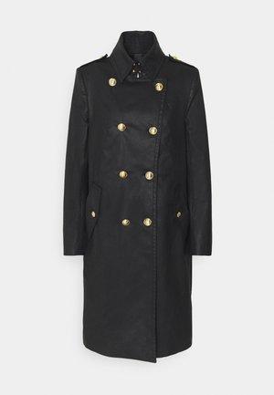 HARLESTON - Classic coat - black