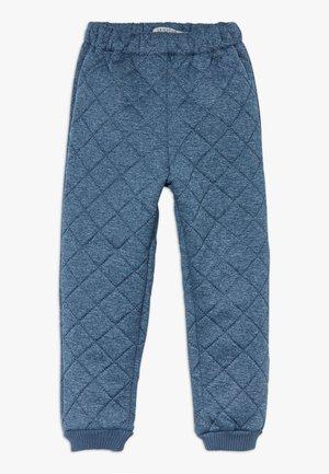 THERMO ALEX - Trousers - indigo melange