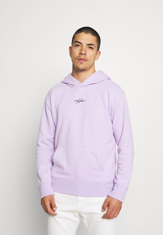 TONAL BOX SOLID UNISEX - Sweatshirt - lilac