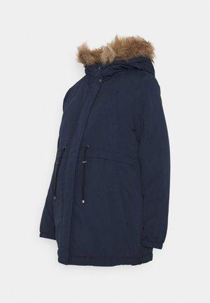 MLJESSA SHORT - Parka - navy blazer