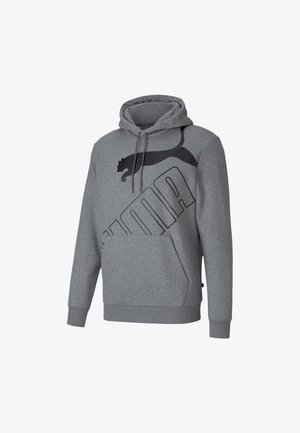 BIG - Hoodie - medium gray heather