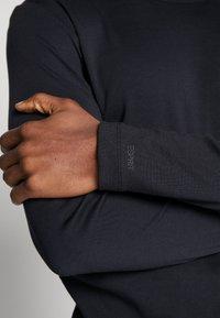 Esprit - Long sleeved top - black - 4