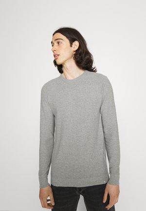 CURTH - Jumper - light grey melange