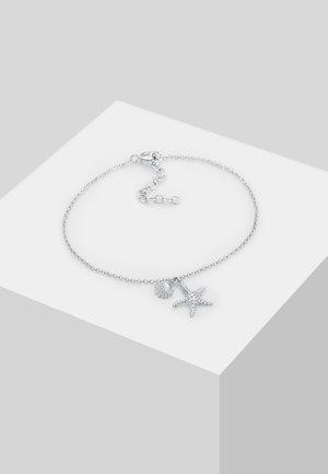 SEESTERN MUSCHEL MEER MARITIM - Bracelet - silver