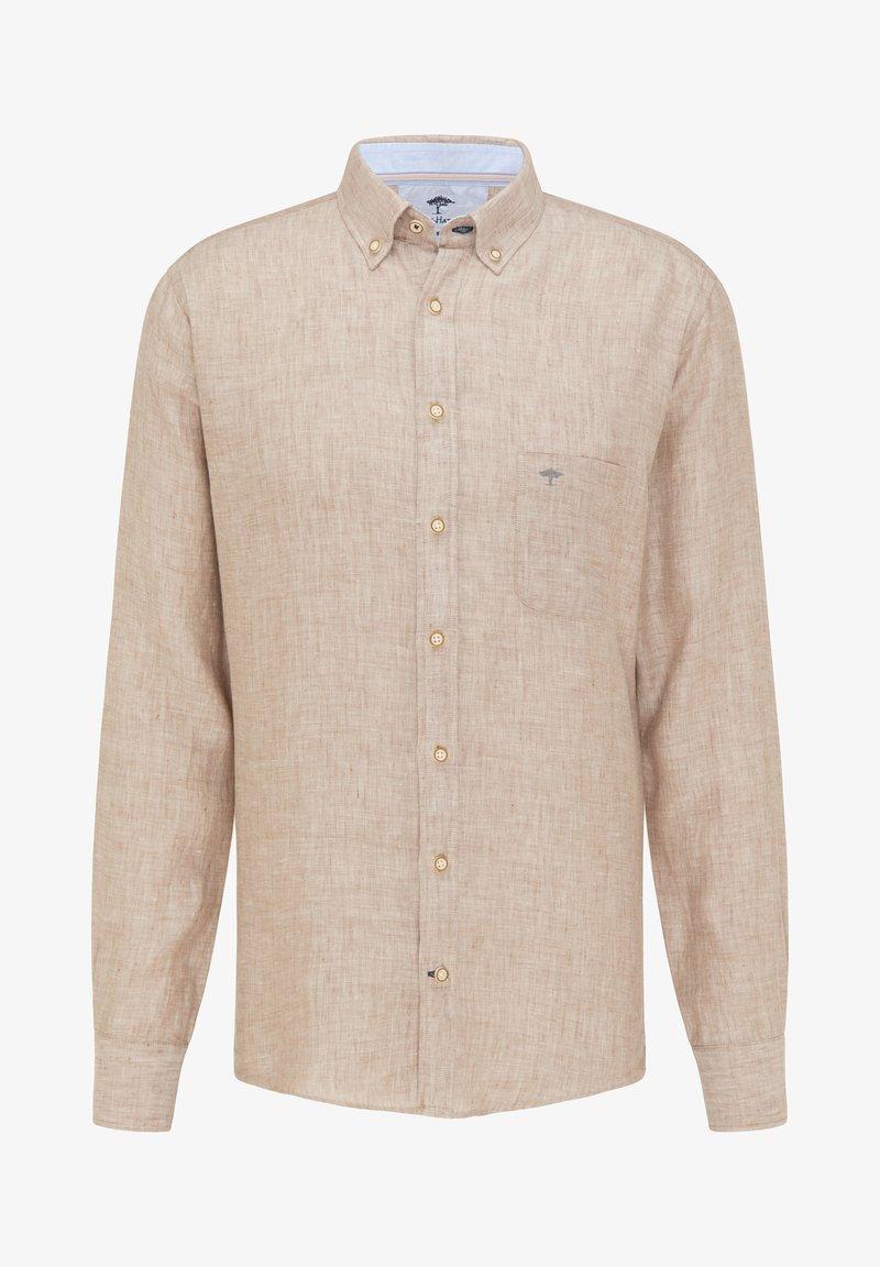Fynch-Hatton - Shirt - BEIGE