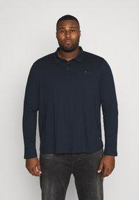 Burton Menswear London - 2 PACK - Polo shirt - navy - 3