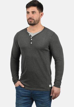 DORIANO - Top sdlouhým rukávem - dark grey
