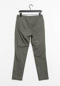 HALLHUBER - Straight leg jeans - green - 1
