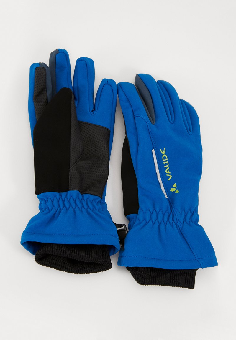 Vaude - KIDS GLOVES - Rukavice - signal blue