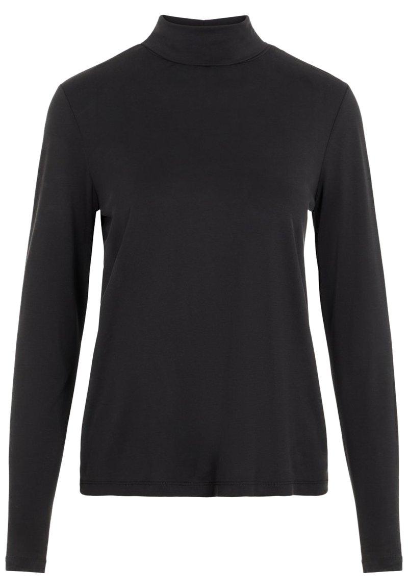 Pieces - Camiseta de manga larga - black