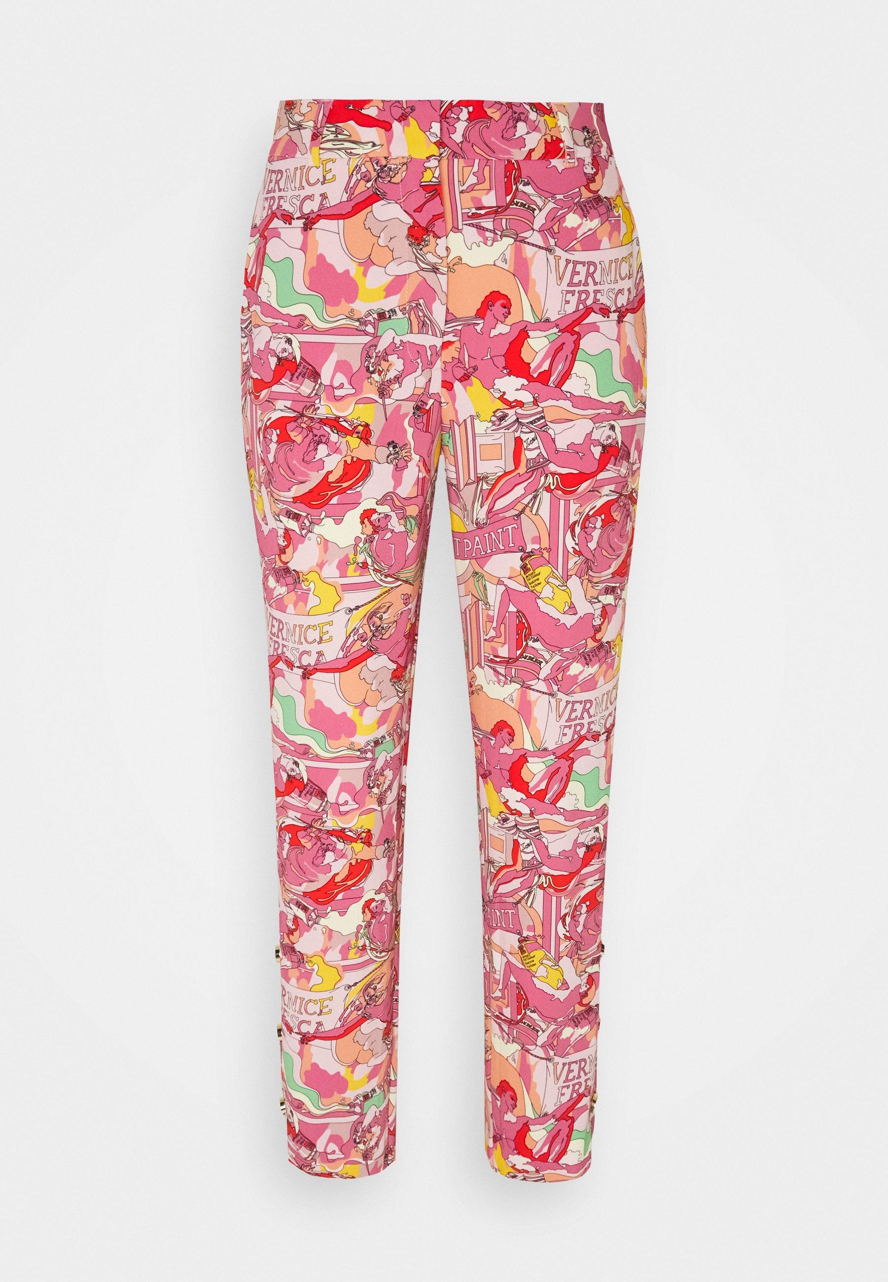 Women PANTALONE TESSUTO - Trousers