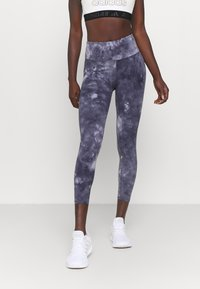 Cotton On Body - MARBLE 7/8  - Legging - periwinkle - 0