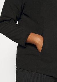 CAPSULE by Simply Be - Fleece jacket - black - 4