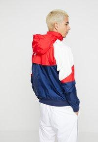 Nike Sportswear - Summer jacket - midnight navy/university red/summit white - 3