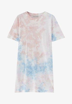 Žerzejové šaty - rose