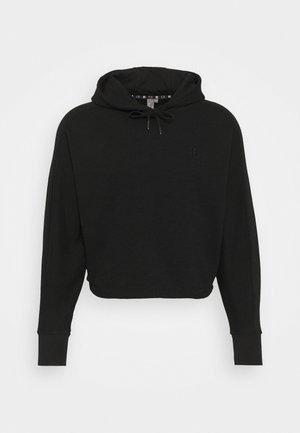 ESSENTIALS HOODY - Sweatshirt - black