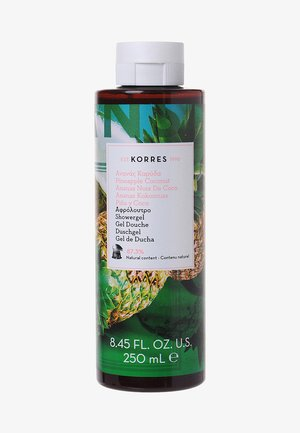 PINEAPPLE COCONUT SHOWER GEL - Żel pod prysznic - -