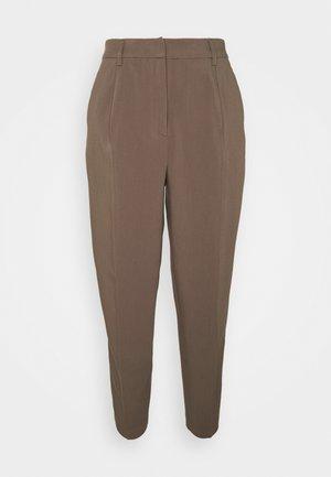 CINDYSUS DAGNY PANTS - Trousers - major brown