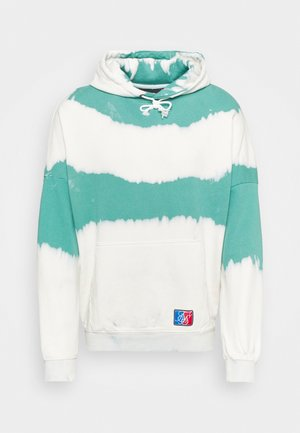 SPACE JAM OVERSIZED HOODIE - Bluza - teal