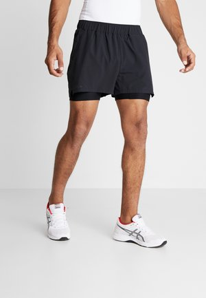 ADV ESSENCE STRETCH SHORTS - Pantalón corto de deporte - black