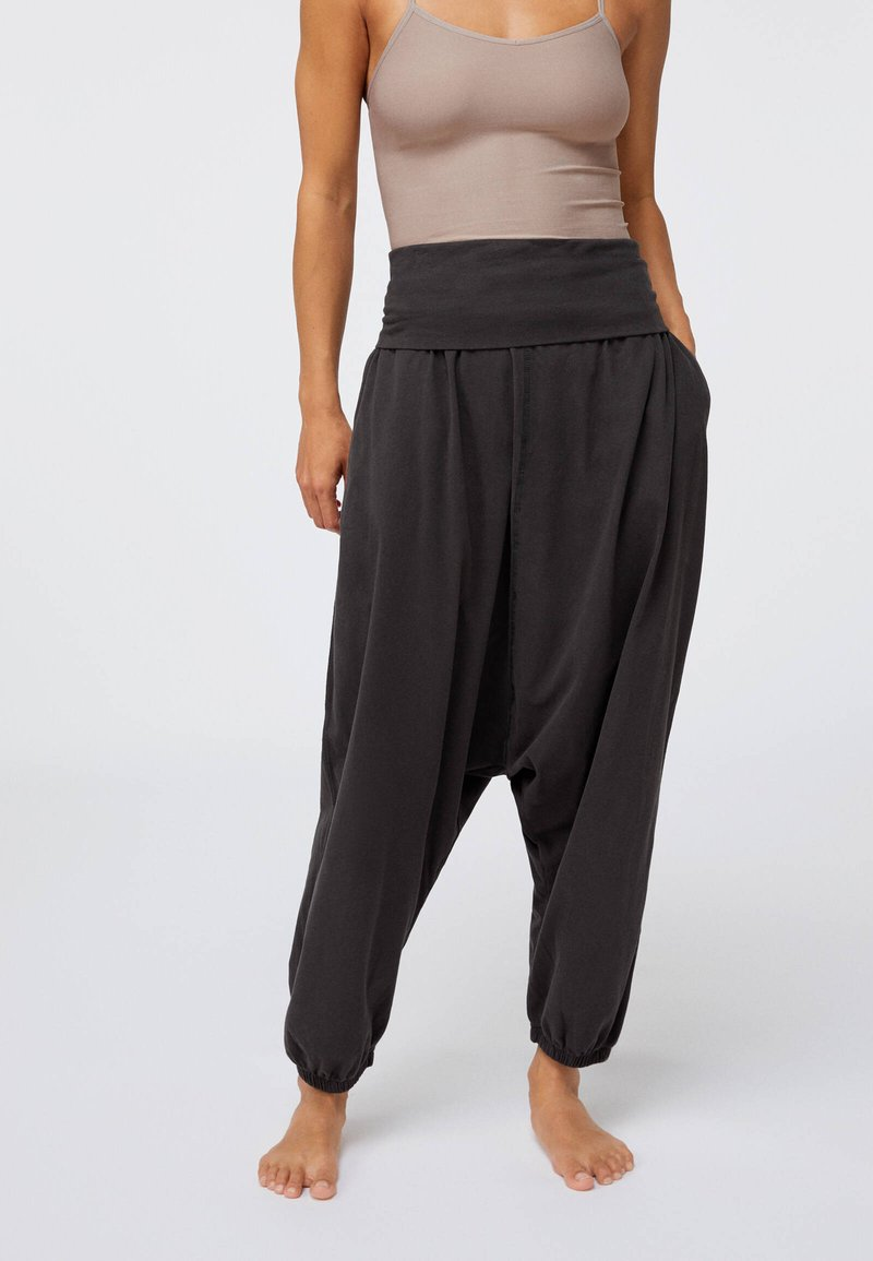 OYSHO - Kalhoty - grey