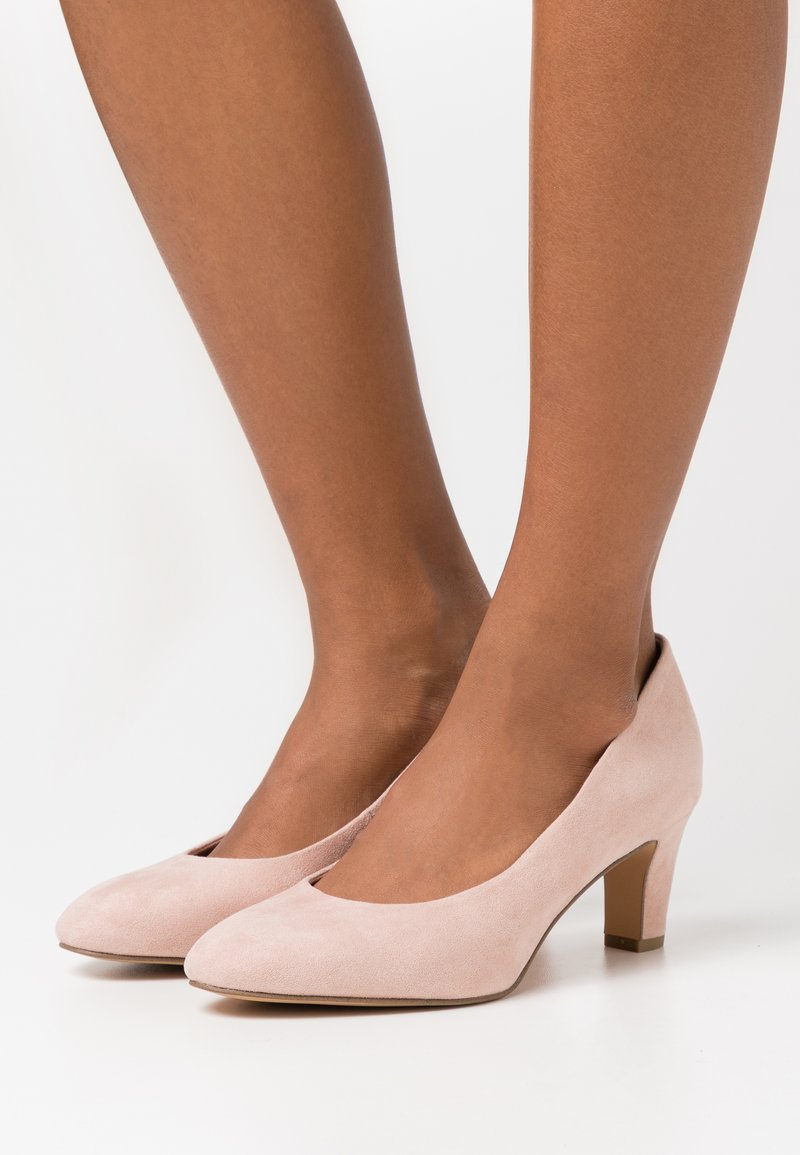 Tamaris - Klassiske pumps - rose