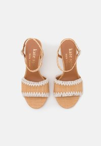 kate spade new york - OLIVIA - Sandály - natural/parch - 4