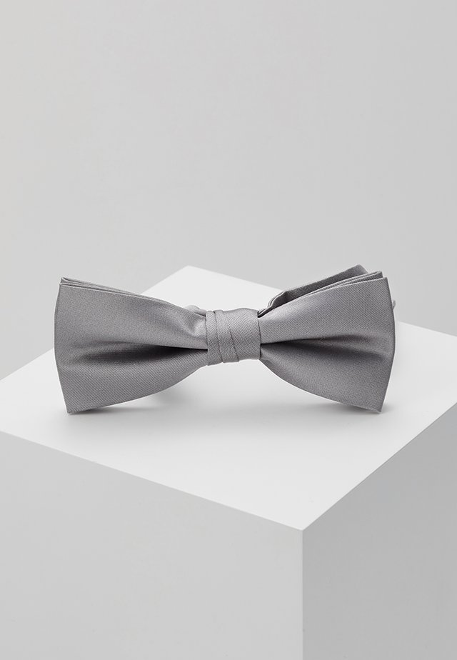 SOLID BOWTIE - Noeud papillon - charcoal