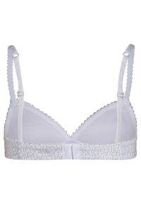 DIM - TRIANGLE TOUCH - T-shirt bra - blanc - 1