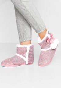Dorothy Perkins - BOOTIE - Slippers - pink - 0