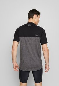 Triple2 - SWET NUL MEN - T-shirt imprimé - anthracite - 2