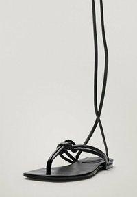Massimo Dutti - Sandals - black - 6