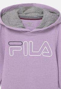 Fila - WILIAM UNISEX - Hoodie - pastel lila - 2