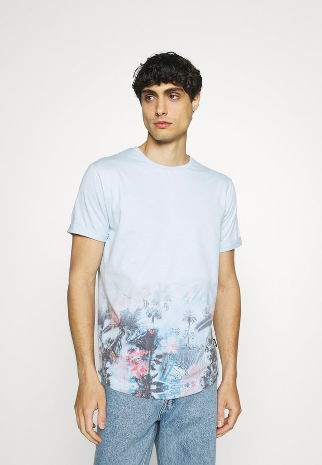 AVILES - T-shirt con stampa - sky way
