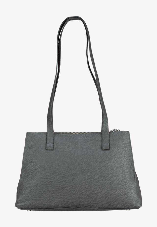 HIRSCH NISA - Handbag - stahl