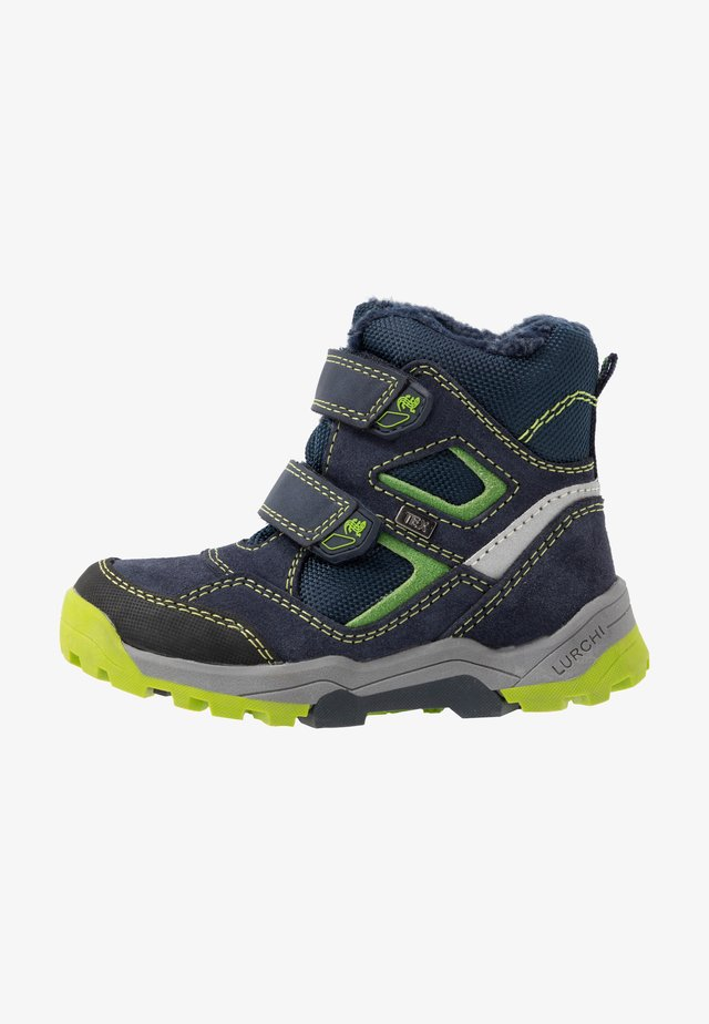 TIM-TEX - Snowboot/Winterstiefel - navy/grey
