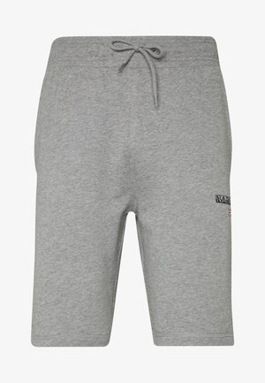 NERT - Tracksuit bottoms - med grey mel