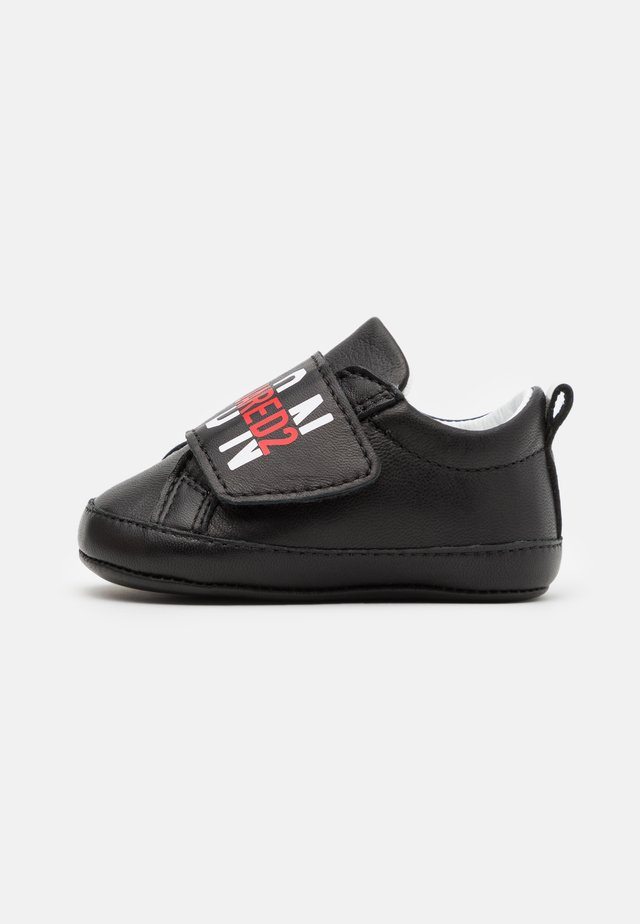 UNISEX - First shoes - black