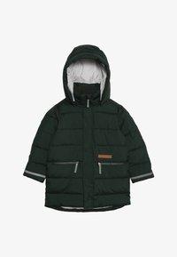 Didriksons - GÄDDAN KIDS PUFF JACKET - Winter coat - spruce green - 4