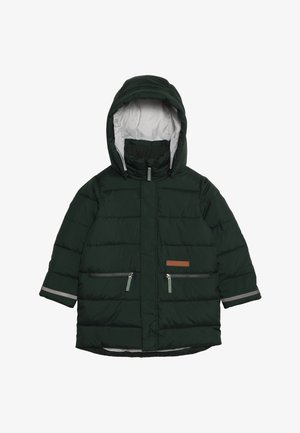 GÄDDAN KIDS PUFF JACKET - Winter coat - spruce green